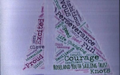 Supporting the Roseland Youth Sailing Trust