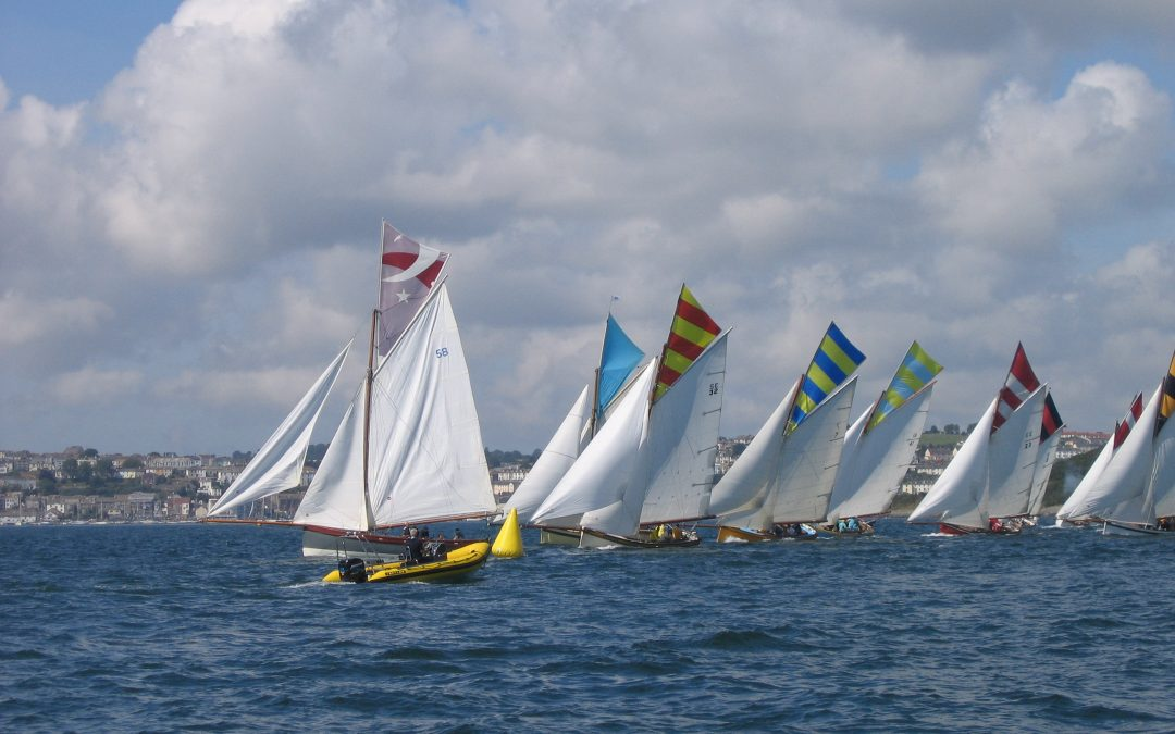 2021 Falmouth Working Boat Championships
